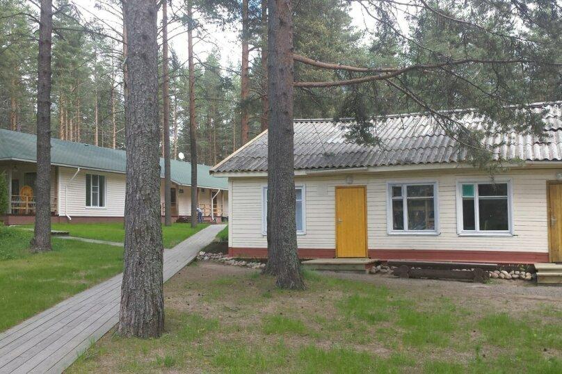 Бюджетный номер в корпусе Сяпся (без удобств), деревня Алекка, 1, Эссойла - Фотография 10
