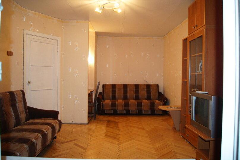 1-комн. квартира, 34 кв.м. на 4 человека, улица Седова, 23, Санкт-Петербург - Фотография 2