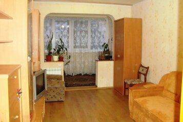 2-комн. квартира, 42 кв.м. на 6 человек, Партизанская улица, 23, Алушта - Фотография 1