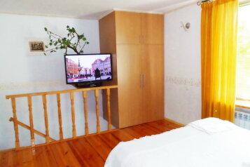 Коттедж 4. Вилла , 45 кв.м. на 5 человек, 2 спальни, Пролетарская улица, 16, Евпатория - Фотография 1