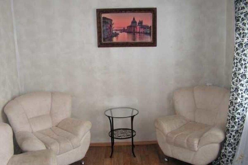 2-комн. квартира, 50 кв.м. на 4 человека, Московская улица, 10, Саратов - Фотография 2