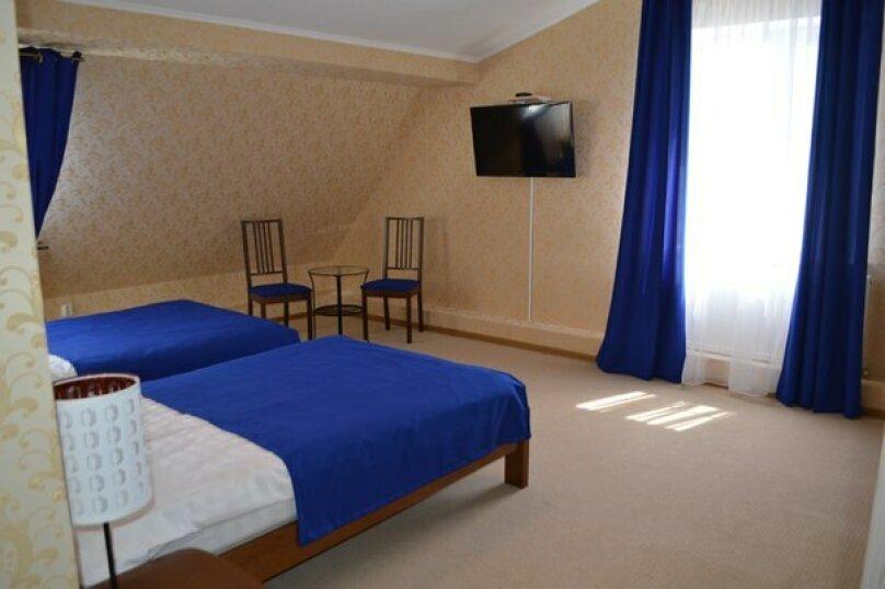 """Отель """"Vista"""", Памирская улица, 11 на 14 номеров - Фотография 35"""