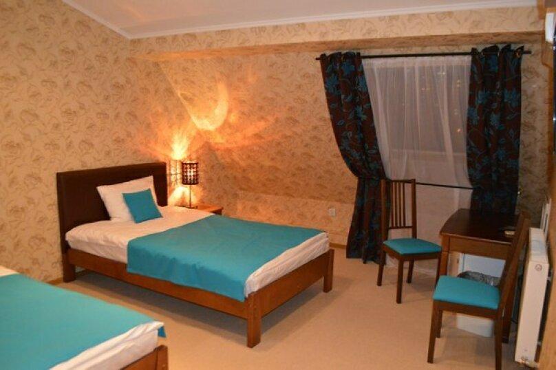 """Отель """"Vista"""", Памирская улица, 11 на 14 номеров - Фотография 3"""