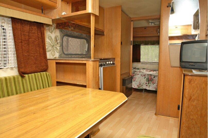 Уютный четырехместный номер с мягким уголком, холодильником в 7 минутах от моря, Космонавтов, 37-А, Форос - Фотография 1