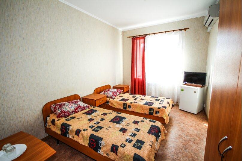 Двухместный номер с раздельными кроватями, улица Гоголя, 41, Анапа - Фотография 1