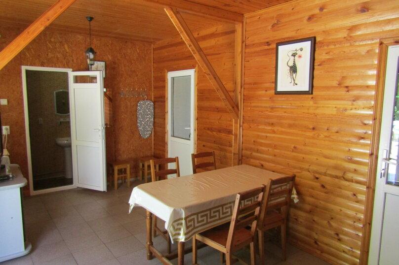 Территория отдыха - Домик двухкомнатный, 42 кв.м. на 6 человек, 2 спальни, Таллинская улица, 41, Лоо - Фотография 13