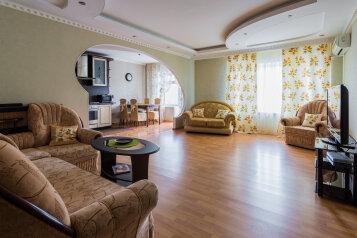 2-комн. квартира, 80 кв.м. на 2 человека, Ленинский проспект, 1А, Автозаводский район, Тольятти - Фотография 4