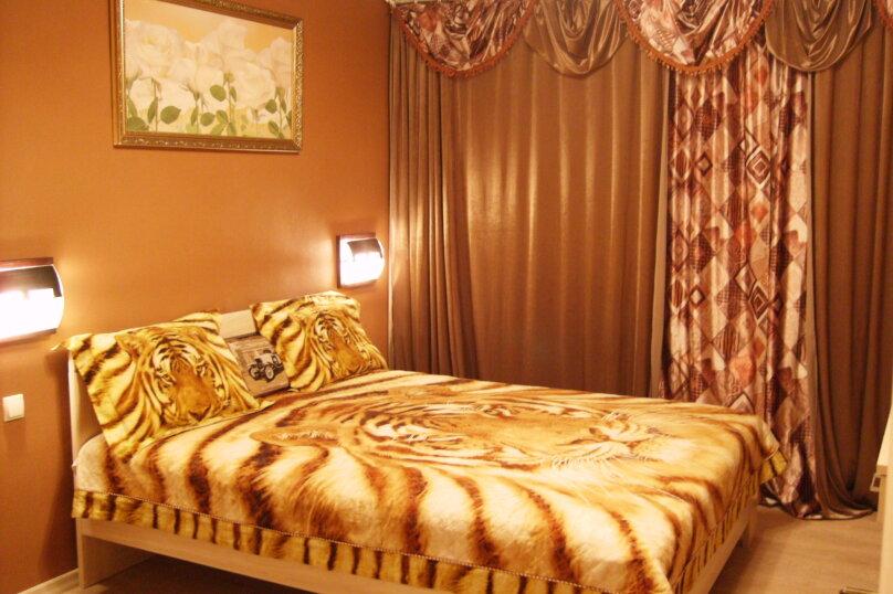 2-комн. квартира, 60 кв.м. на 7 человек, Харьковская улица, 22, Сумы - Фотография 1