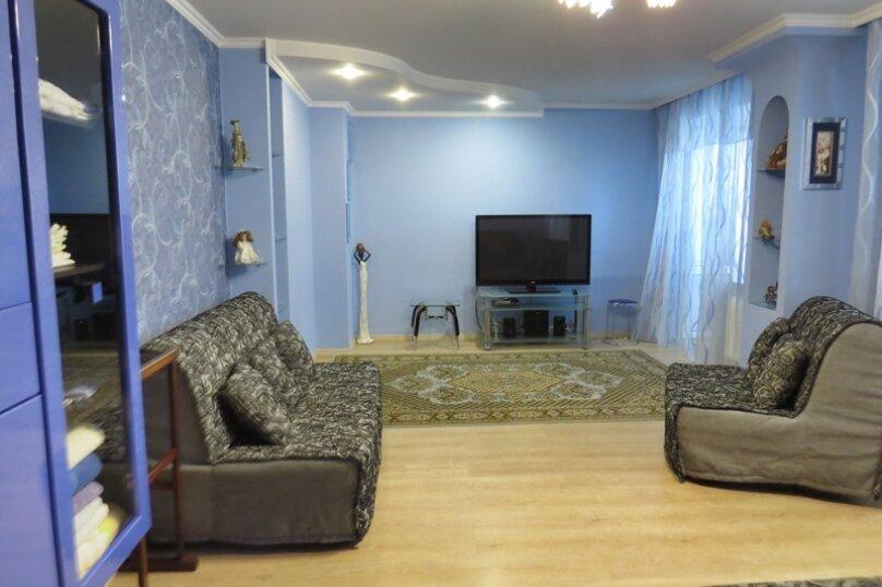 2-комн. квартира, 60 кв.м. на 7 человек, Харьковская улица, 22, Сумы - Фотография 4