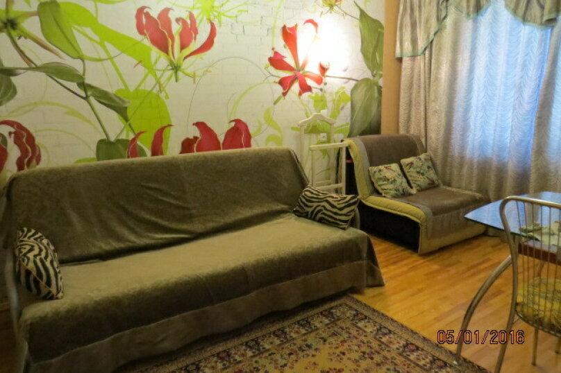 2-комн. квартира, 48 кв.м. на 6 человек, проспект Михаила Лушпы, 11, Сумы - Фотография 2