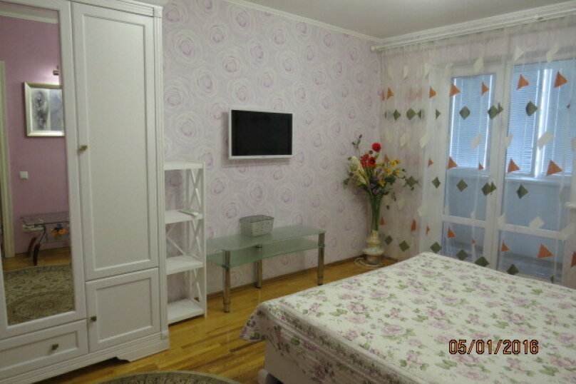 2-комн. квартира, 48 кв.м. на 6 человек, проспект Михаила Лушпы, 11, Сумы - Фотография 5