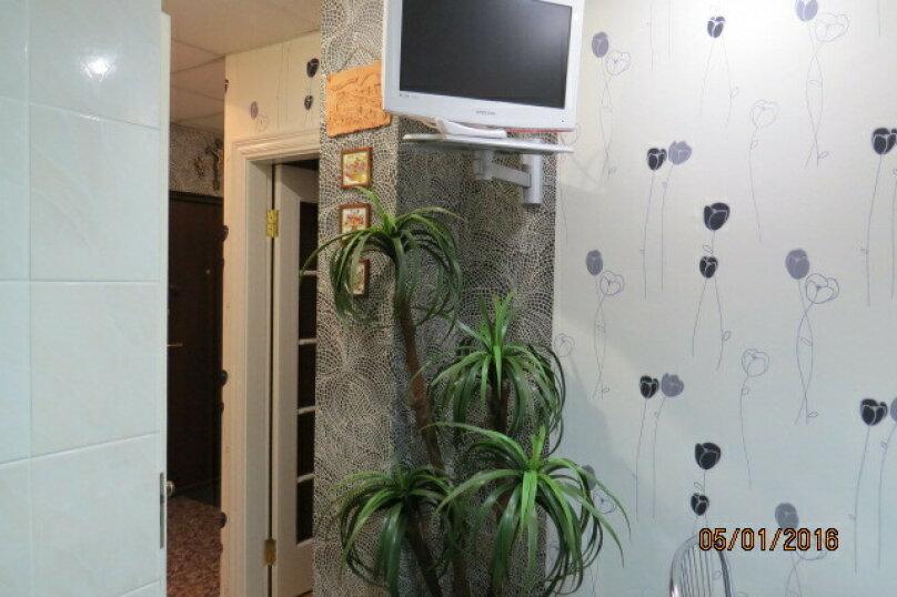 2-комн. квартира, 48 кв.м. на 6 человек, проспект Михаила Лушпы, 11, Сумы - Фотография 15