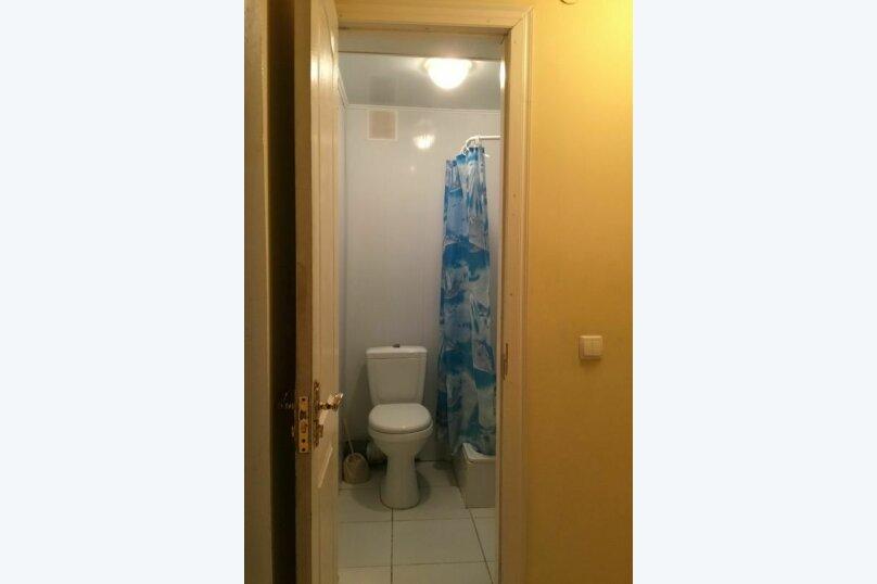 Дом 1, 20 кв.м. на 2 человека, 1 спальня, улица Мориса Тореза, 17, Евпатория - Фотография 5