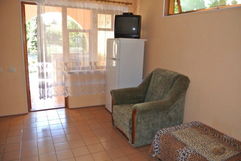 Дом, 55 кв.м. на 3 человека, 1 спальня, улица Шулейкина, 3, Кацивели - Фотография 5