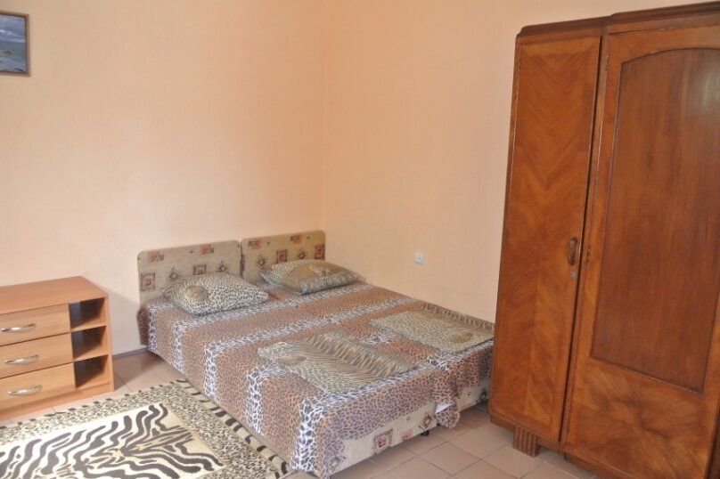 Дом, 55 кв.м. на 3 человека, 1 спальня, улица Шулейкина, 3, Кацивели - Фотография 7