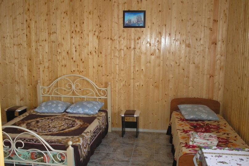 """Гостевой дом """"Лагуна"""", переулок Новоселов, 3 на 5 комнат - Фотография 3"""