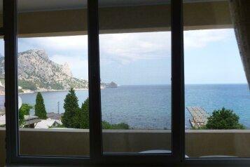 Дом у моря с прекрасным видом на залив., 60 кв.м. на 4 человека, 1 спальня, Шулейкина, 3, Кацивели - Фотография 2