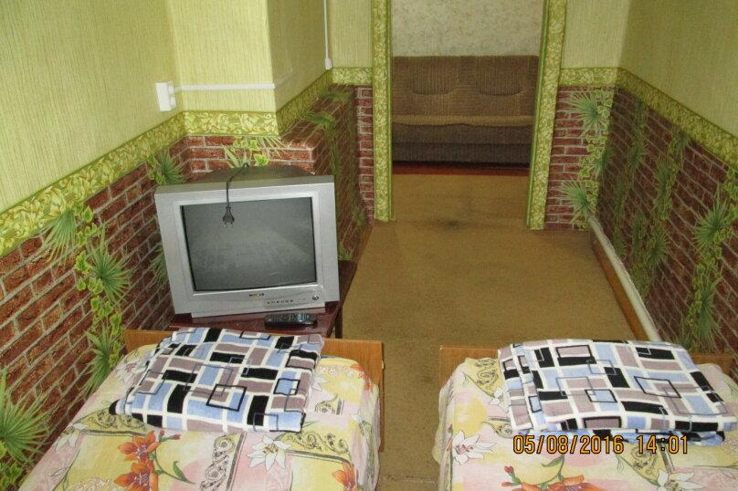 Дом под ключ, 50 кв.м. на 7 человек, 3 спальни, улица Шевченко, 104, Анапа - Фотография 8