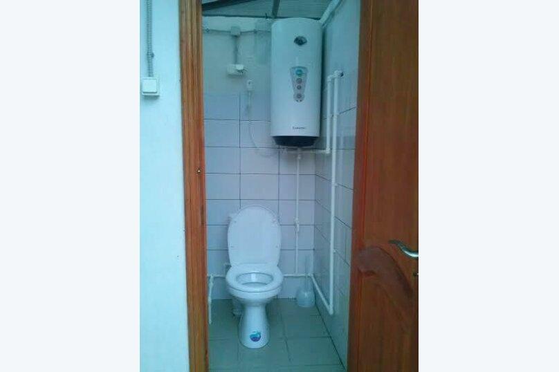 Домик под ключ  №2. , 15 кв.м. на 4 человека, 1 спальня, улица Шевченко, 104, Анапа - Фотография 5