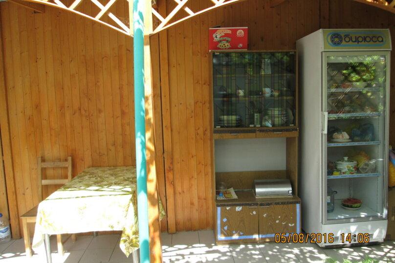 Домик под ключ  №2. , 15 кв.м. на 4 человека, 1 спальня, улица Шевченко, 104, Анапа - Фотография 7