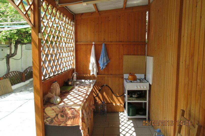 Домик под ключ  №2. , 15 кв.м. на 4 человека, 1 спальня, улица Шевченко, 104, Анапа - Фотография 8