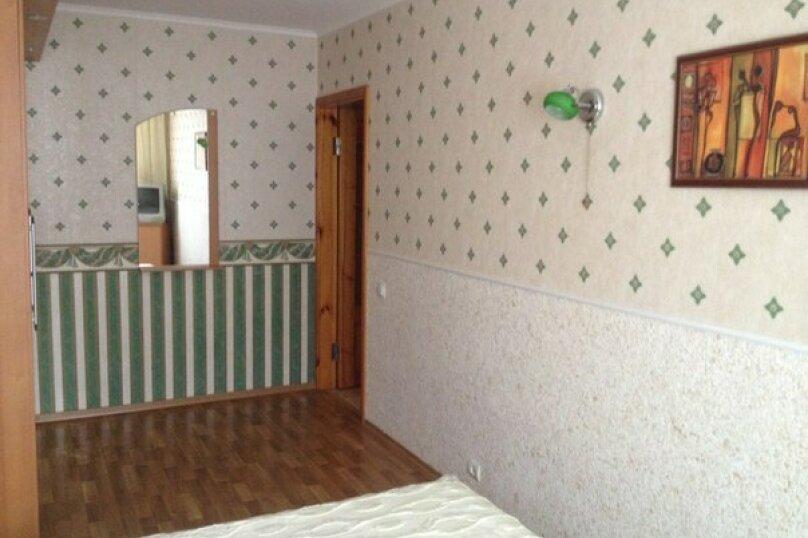 3-комн. квартира, 62 кв.м. на 6 человек, улица Ленина, 30, Алушта - Фотография 5