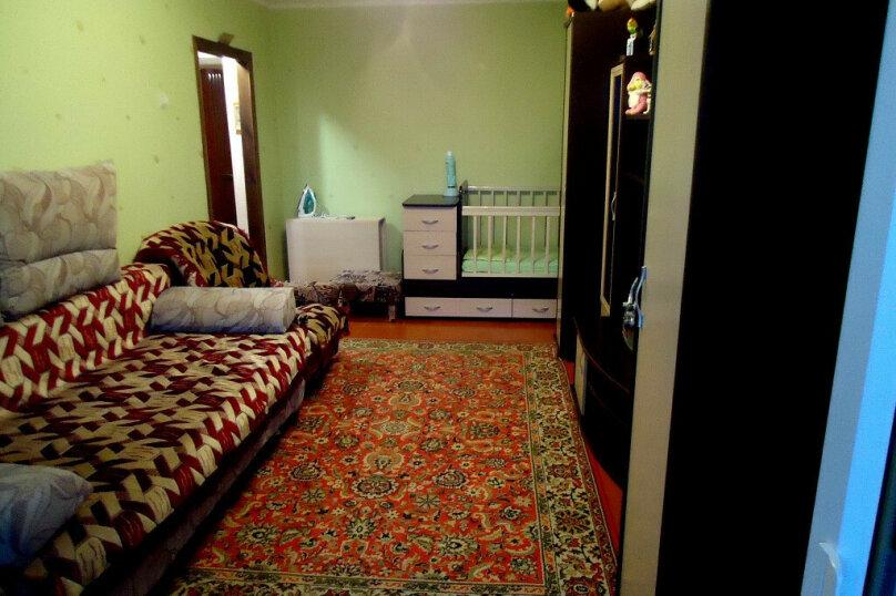 1-комн. квартира, 30 кв.м. на 5 человек, улица Энгельса, 4А, Ейск - Фотография 1