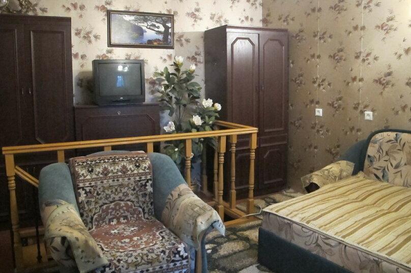 2-х комнатный 2-уровневый, Ореховая улица, 7, Гурзуф - Фотография 4