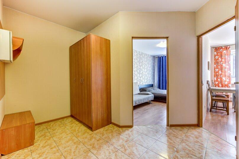 1-комн. квартира, 40 кв.м. на 4 человека, Коломяжский проспект, 15А, метро Пионерская, Санкт-Петербург - Фотография 2