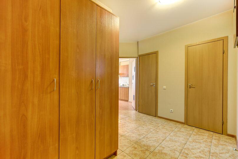 1-комн. квартира, 40 кв.м. на 4 человека, Коломяжский проспект, 15А, метро Пионерская, Санкт-Петербург - Фотография 3