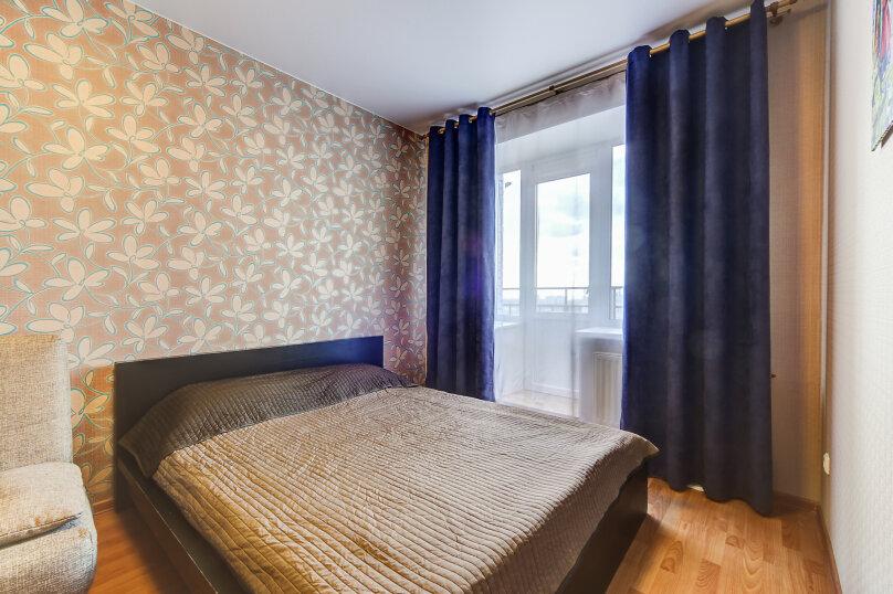 1-комн. квартира, 40 кв.м. на 4 человека, Коломяжский проспект, 15А, метро Пионерская, Санкт-Петербург - Фотография 7