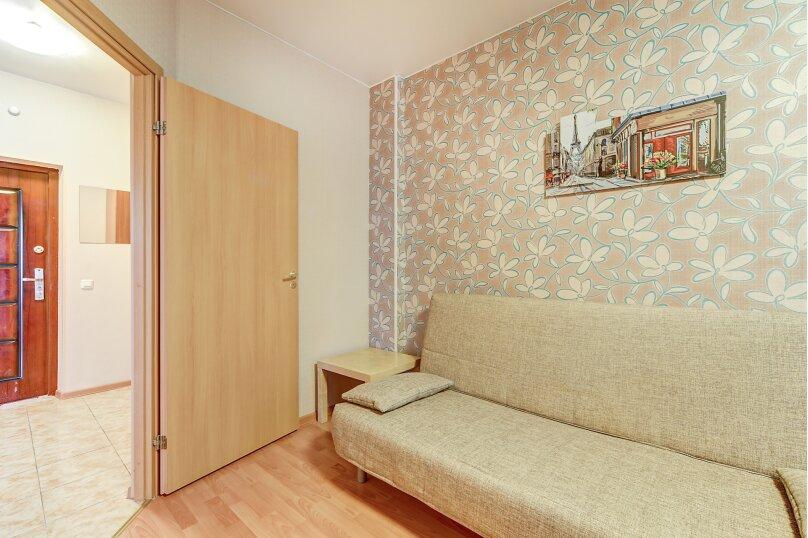 1-комн. квартира, 40 кв.м. на 4 человека, Коломяжский проспект, 15А, метро Пионерская, Санкт-Петербург - Фотография 15
