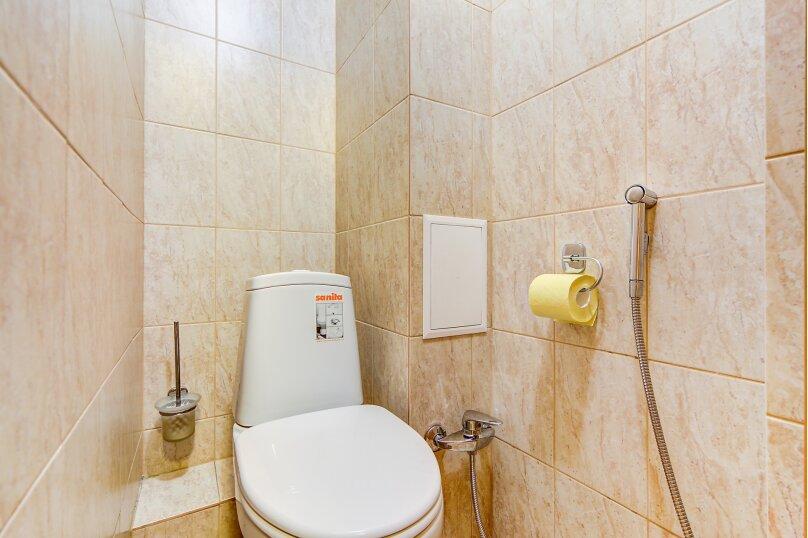 1-комн. квартира, 40 кв.м. на 4 человека, Коломяжский проспект, 15А, метро Пионерская, Санкт-Петербург - Фотография 25