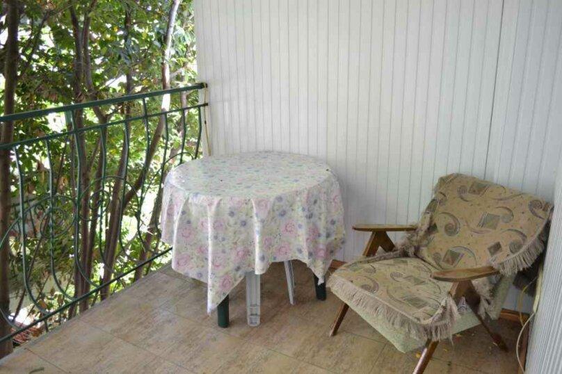 2-комн. квартира, 65 кв.м. на 6 человек, Пироговская улица, 20, Ялта - Фотография 15