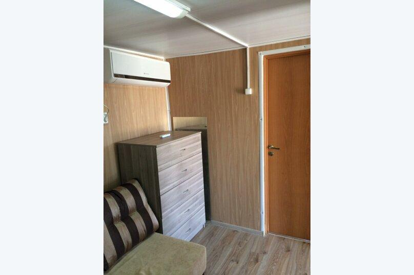 Дом №6. , 36 кв.м. на 6 человек, 2 спальни, Шоссейная улица, 28, Чембурка, Анапа - Фотография 2