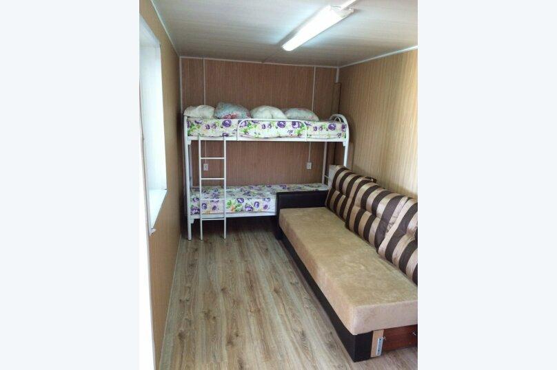 Дом №6. , 36 кв.м. на 6 человек, 2 спальни, Шоссейная улица, 28, Чембурка, Анапа - Фотография 4