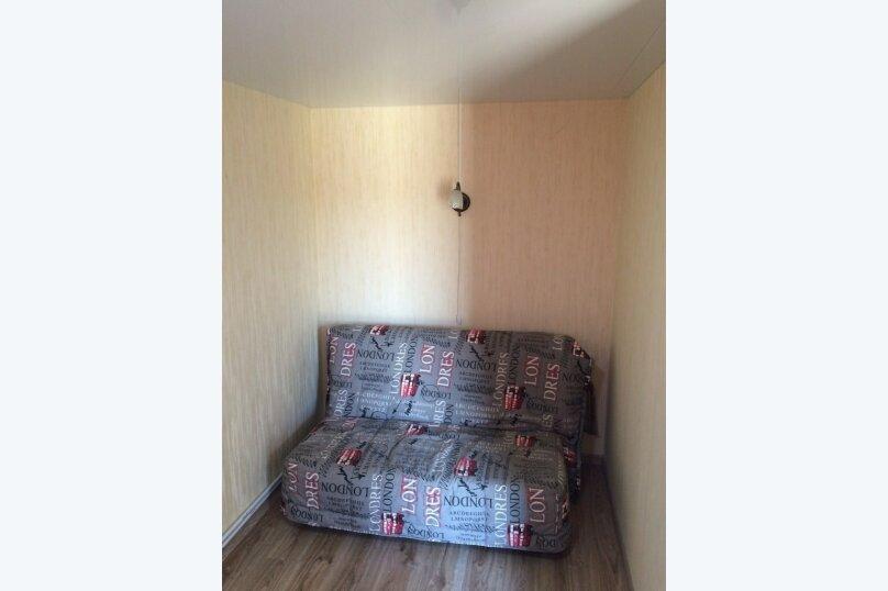 Дом №6. , 36 кв.м. на 6 человек, 2 спальни, Шоссейная улица, 28, Чембурка, Анапа - Фотография 5