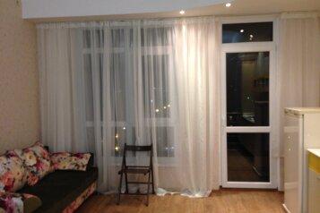 1-комн. квартира, 30 кв.м. на 4 человека, улица Просвещения, Адлер - Фотография 1