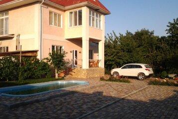 Шикарный большой дом, 250 кв.м. на 10 человек, 4 спальни, Станционная улица, Феодосия - Фотография 1