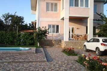 Шикарный большой дом, 250 кв.м. на 10 человек, 4 спальни, Станционная улица, Феодосия - Фотография 2