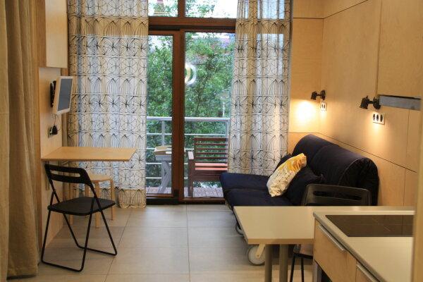 1-комн. квартира, 20 кв.м. на 4 человека, Красномаякская улица, 18Е, Симеиз - Фотография 1