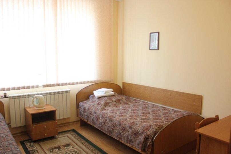 Двухместный Стандарт, улица Сурикова, 13, Красноярск - Фотография 1