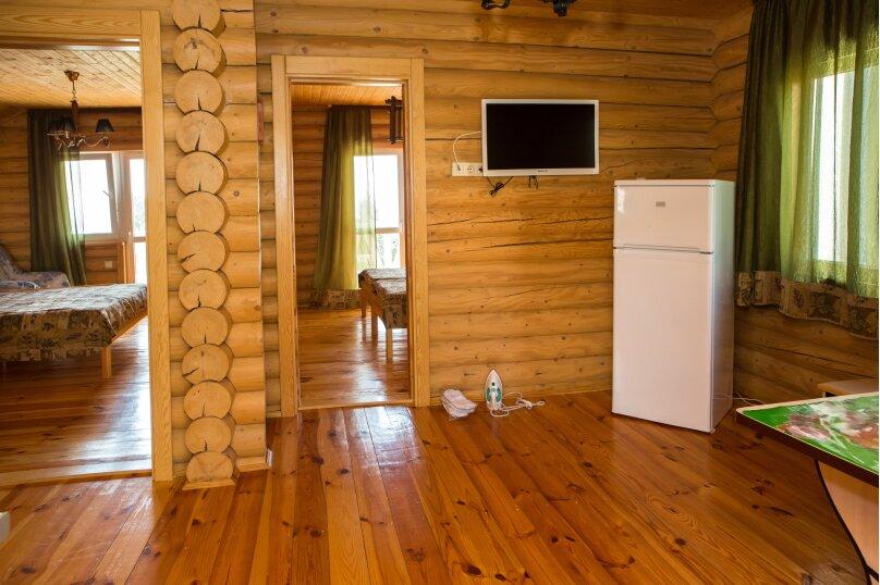 """Гостевой дом """"Деревянный Сруб"""", Кореизское шоссе, 10Б на 2 комнаты - Фотография 37"""