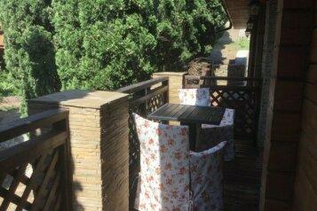 Дом из дубового сруба , 150 кв.м. на 7 человек, 3 спальни, Южнобережное шоссе, Понизовка - Фотография 2