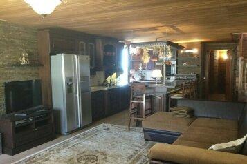Дом из дубового сруба , 150 кв.м. на 7 человек, 3 спальни, Южнобережное шоссе, Понизовка - Фотография 4