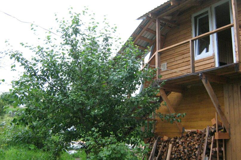 Дом с баней на острове озеро Сандал, 100 кв.м. на 8 человек, 3 спальни, Нигосторов, 10, Петрозаводск - Фотография 2