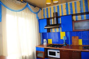 2-комн. квартира, 54 кв.м. на 5 человек, Комсомольский проспект, 24, Ленинский район, Пермь - Фотография 1