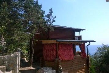Дом из сруба, 50 кв.м. на 3 человека, 1 спальня, Кипарисная, Береговое (Кастрополь), Ялта - Фотография 2