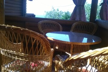 Дом из сруба, 50 кв.м. на 3 человека, 1 спальня, Кипарисная, Береговое (Кастрополь), Ялта - Фотография 4