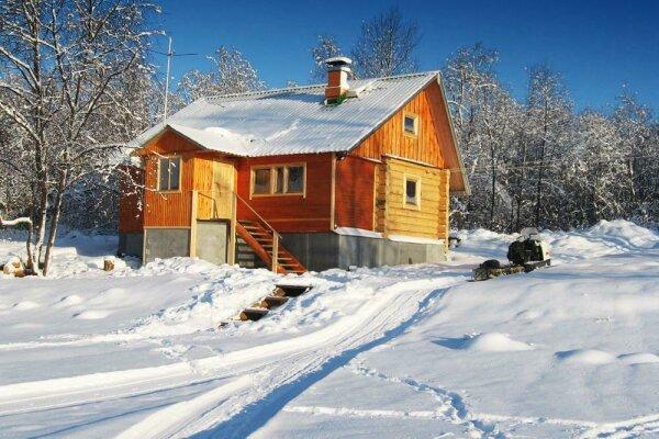Оранжевый дом, 120 кв.м. на 6 человек, 3 спальни